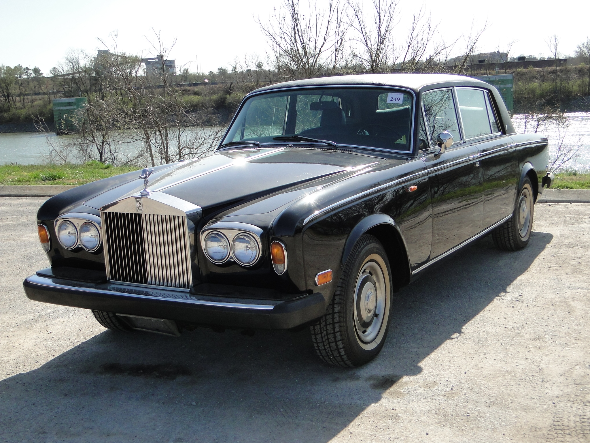 1976 Rolls royce Silver Shadow #2