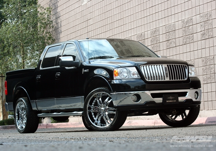 Lincoln Mark Lt #12