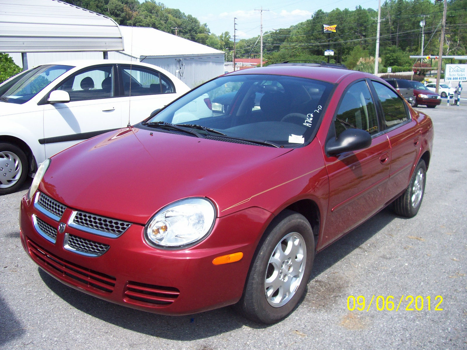 2005 Chrysler Neon #12