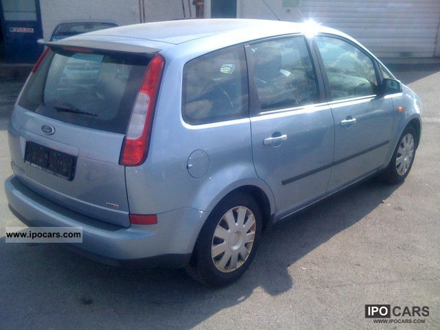 2004 Ford C-MAX #13