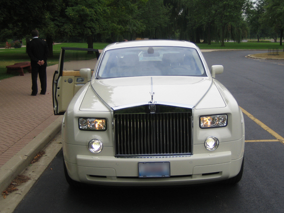2004 Rolls royce Phantom #8