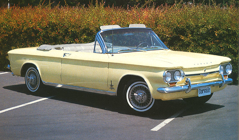 Chevrolet Corvair #14