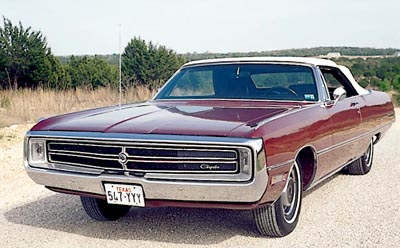 1970 Chrysler Cordoba #12
