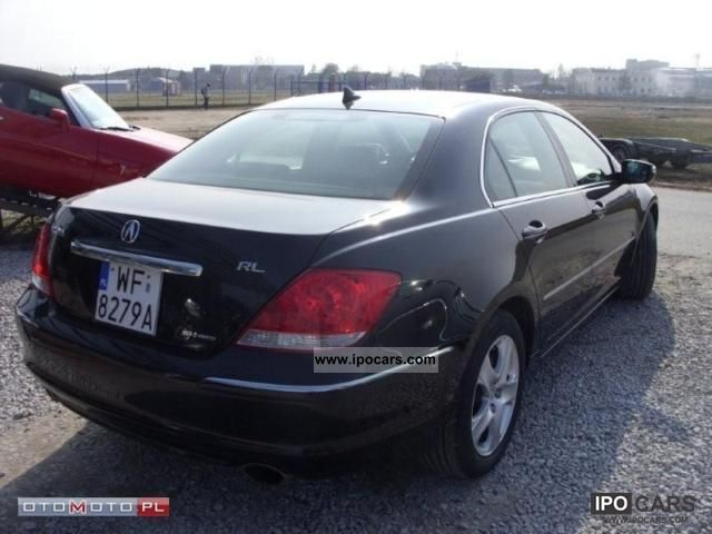 2005 Honda Legend #9