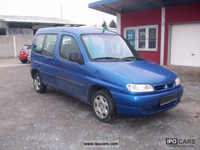 1997 Citroen Berlingo #5