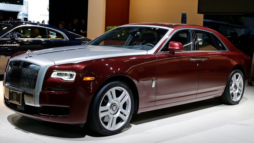 2014 Rolls royce Ghost #13