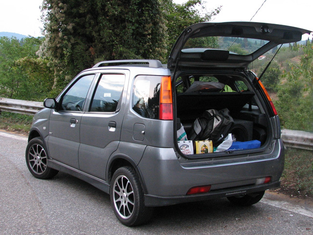 2005 suzuki ignis photos informations articles. Black Bedroom Furniture Sets. Home Design Ideas