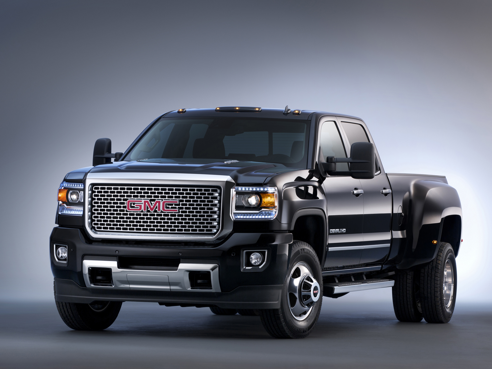 2014 GMC Sierra 3500hd #2