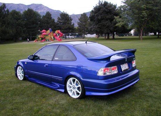 1999 Honda Civic #10