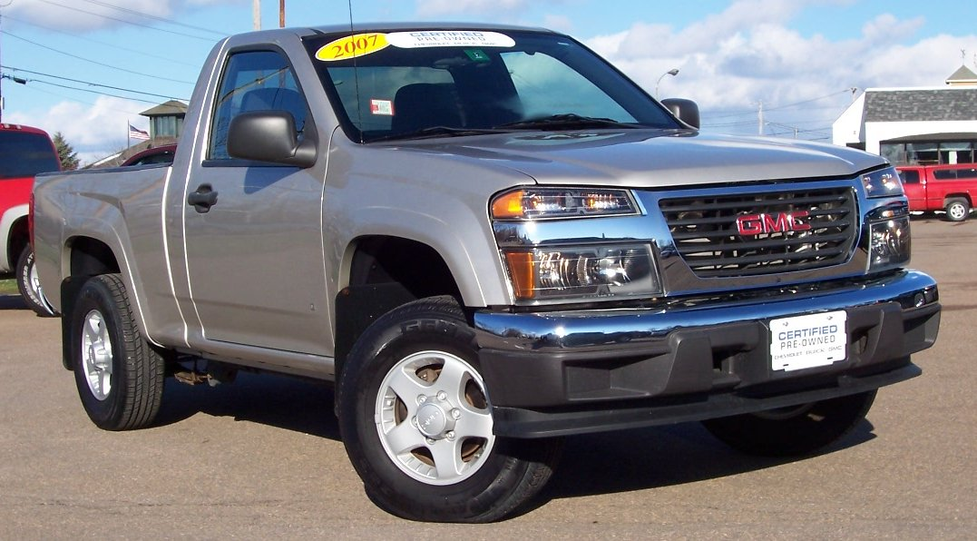 2007 GMC Canyon #2