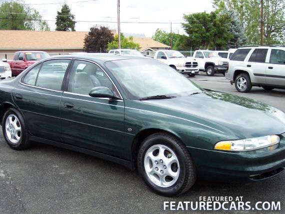 1999 Oldsmobile Intrigue #9