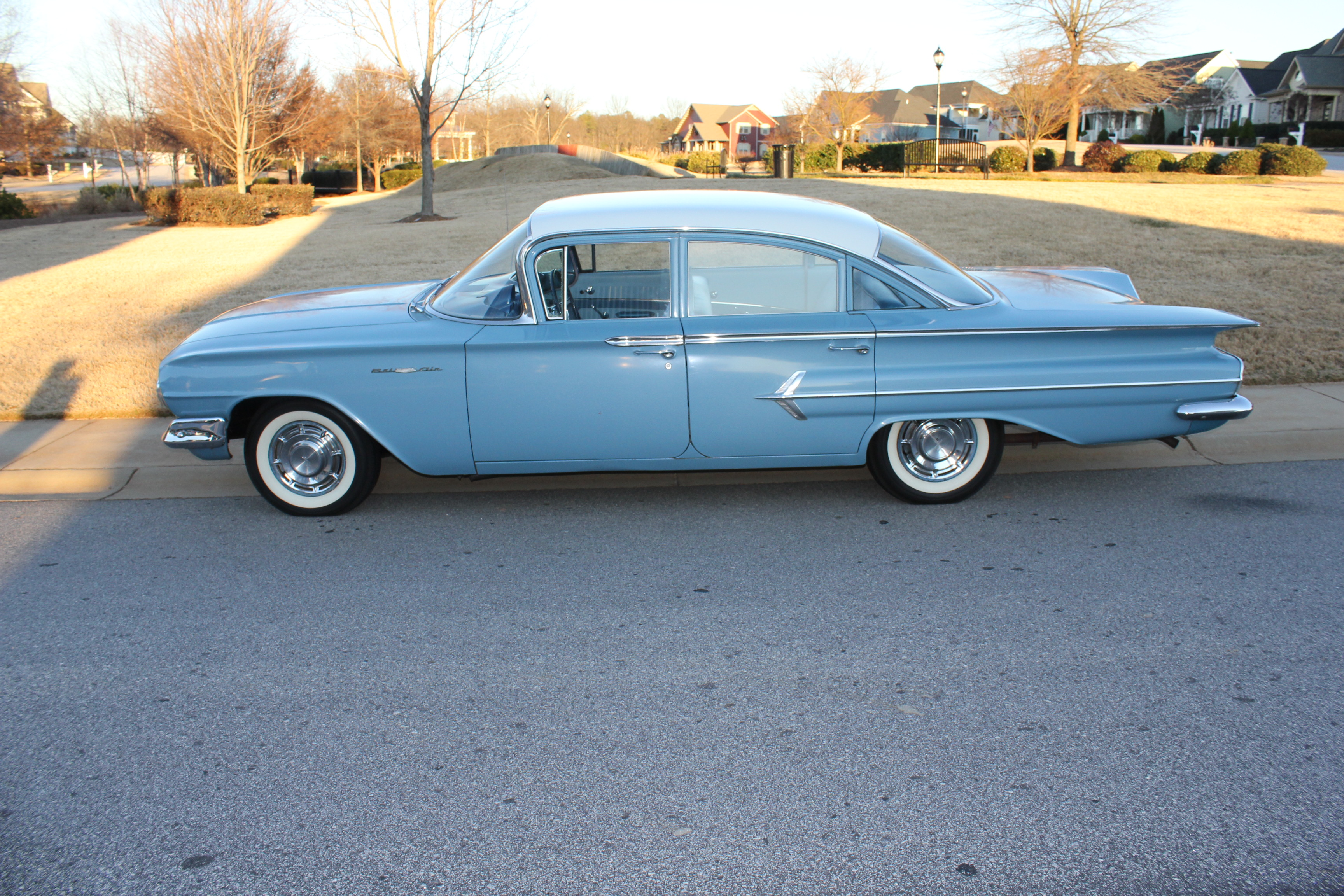 1960 Chevrolet Bel Air #6