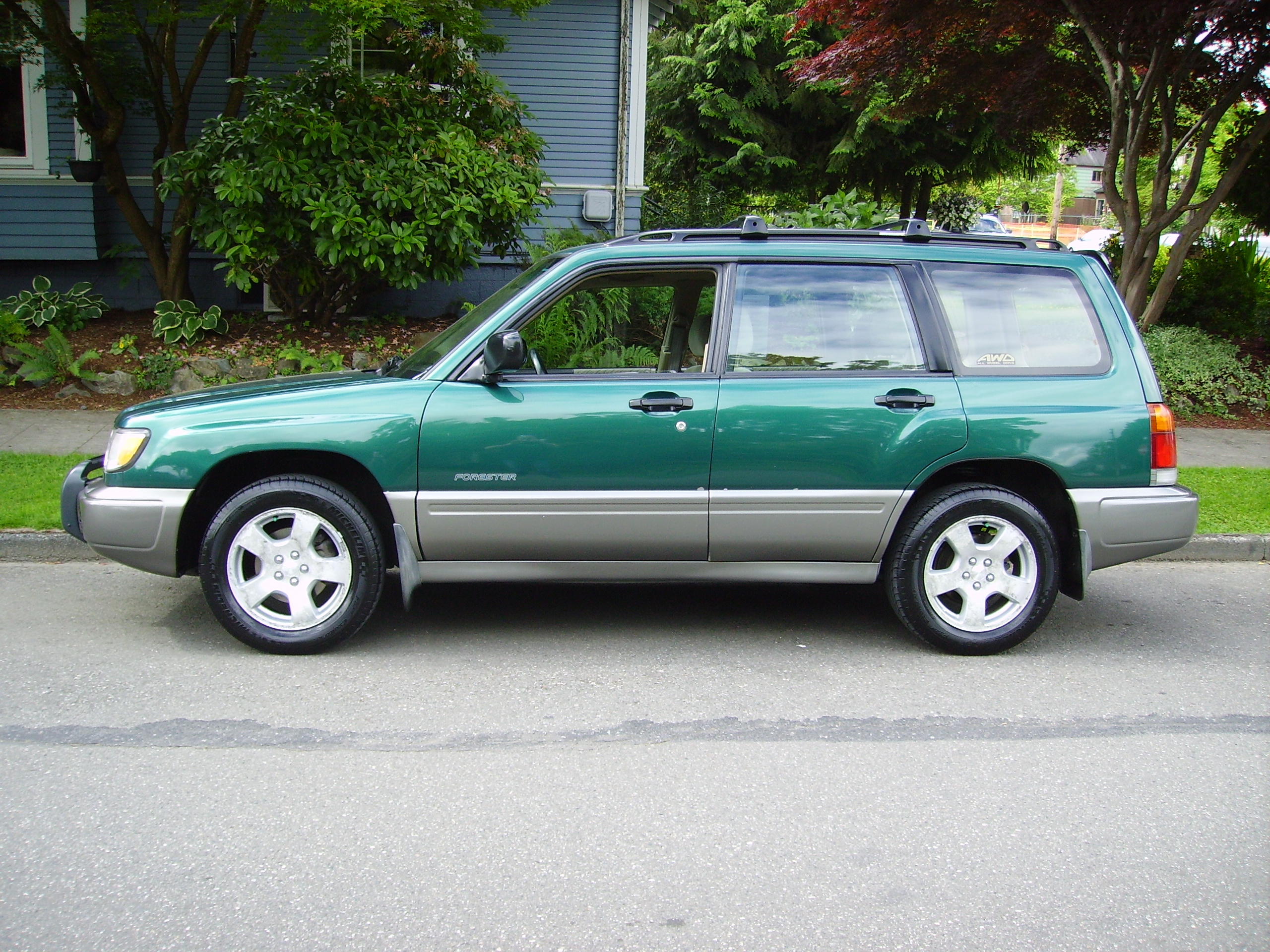 1999 Subaru Forester 2 Photos Informations Articles Bestcarmag Com