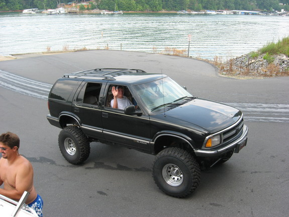 Large on 1995 Chevrolet Blazer