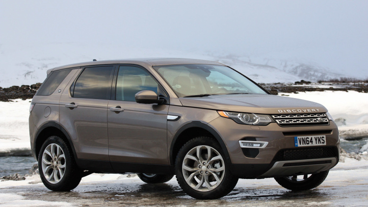 Land Rover Discovery Sport #15