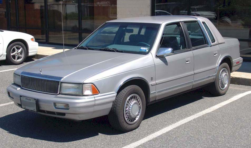 1990 Chrysler Le Baron #5