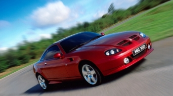 MG Rover #7