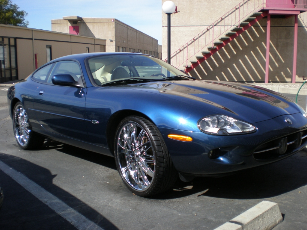 2004 Jaguar Xk-series #6