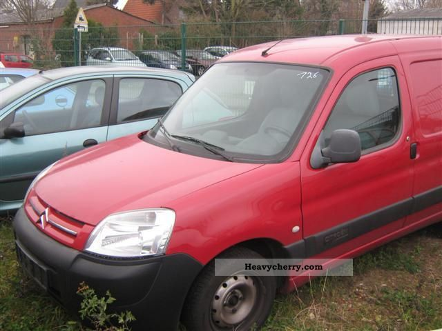 2004 Citroen Berlingo #14