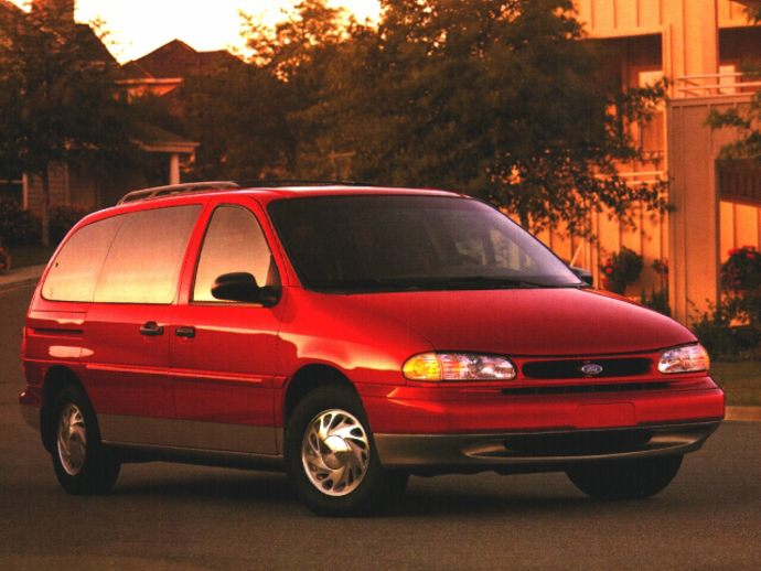 1996 Ford Windstar #11