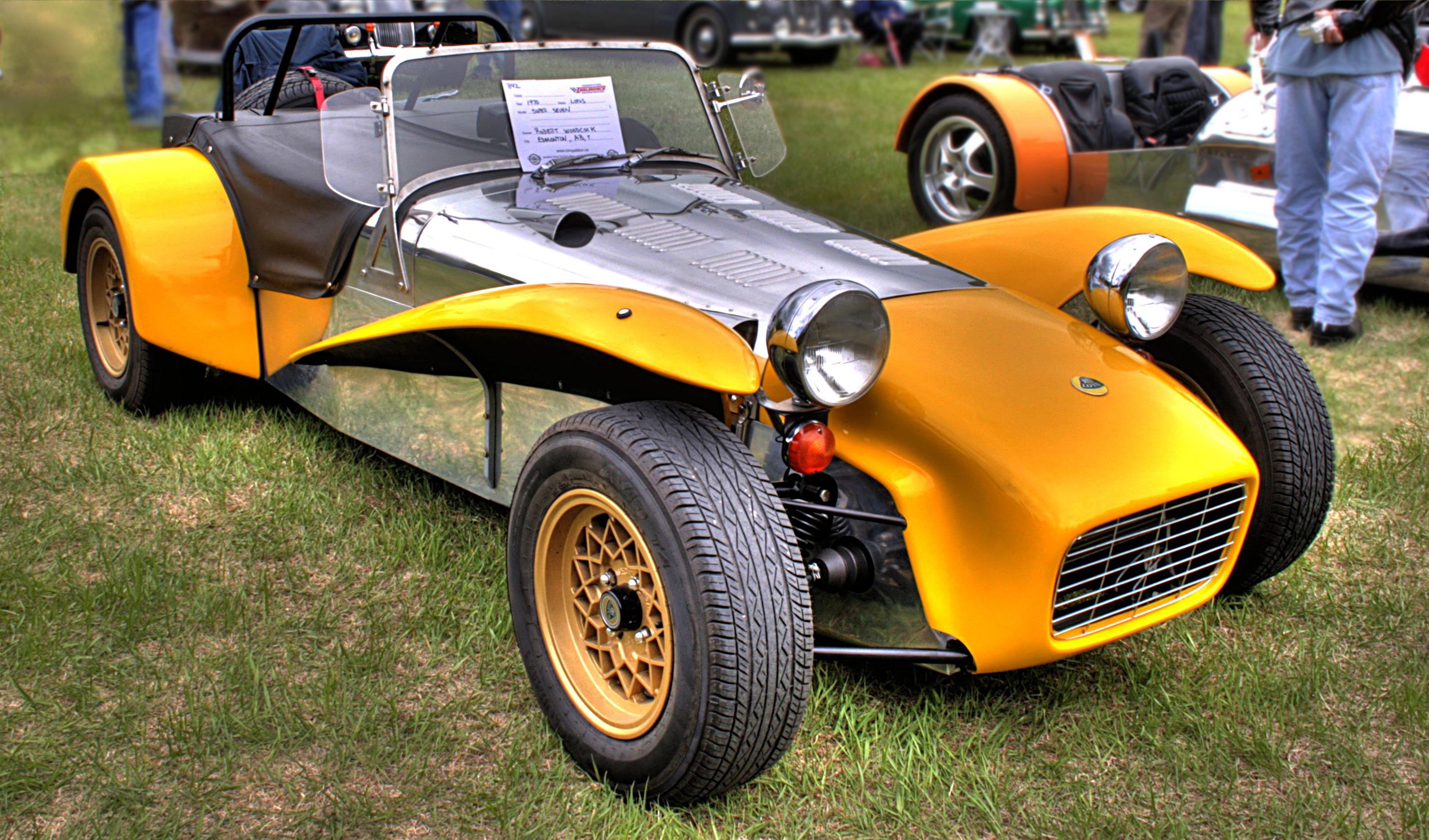 1991 Caterham Super 7 #6