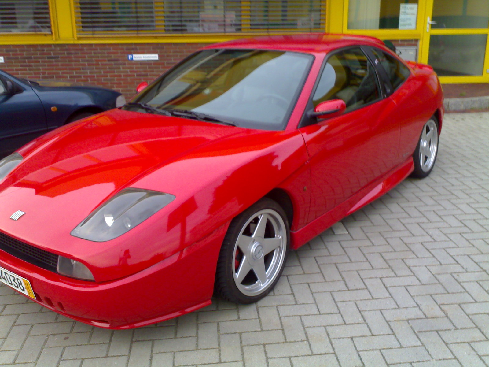 Fiat Coupe #9