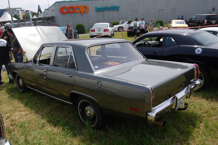 1973 Chrysler Valiant #9