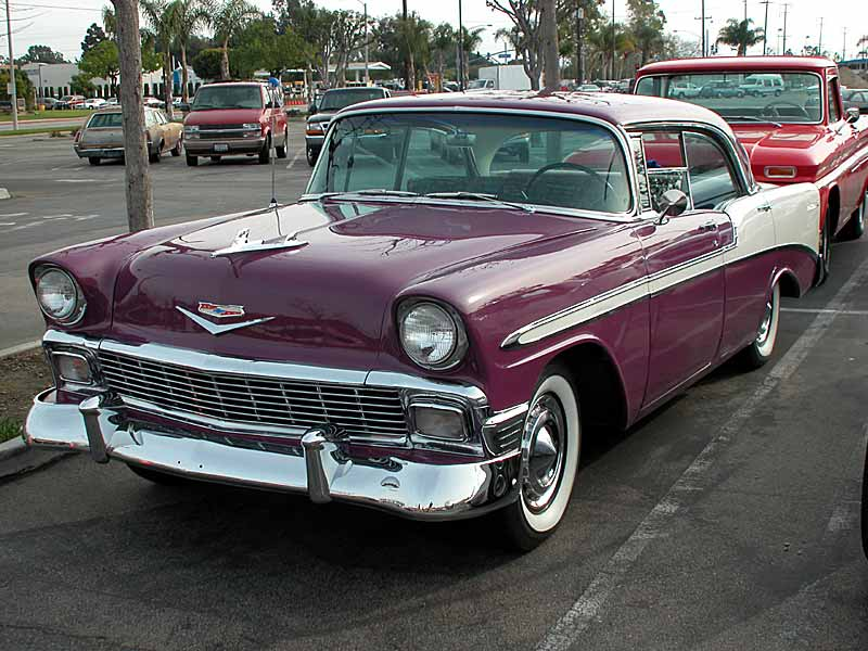 1956 Chevrolet Bel Air #14