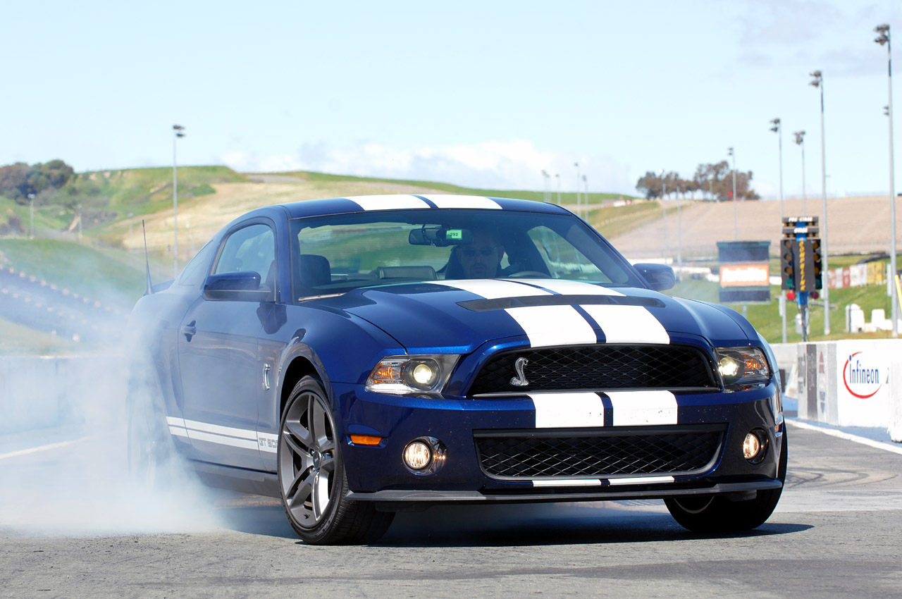 2011 Ford Shelby GT 500 #11