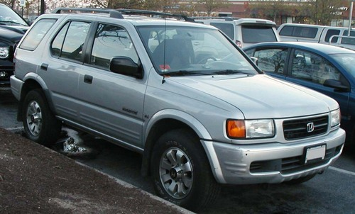 1994 Honda Passport #13