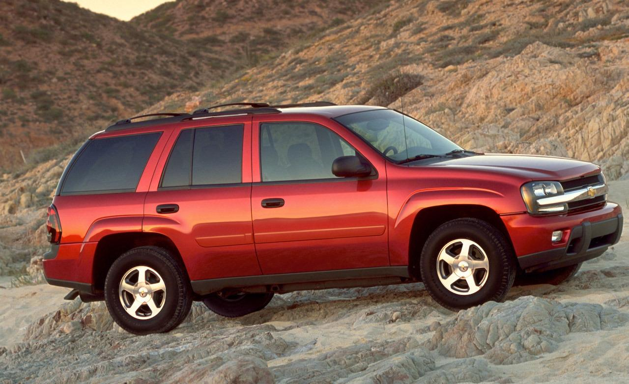 2008 Chevrolet Trailblazer #2