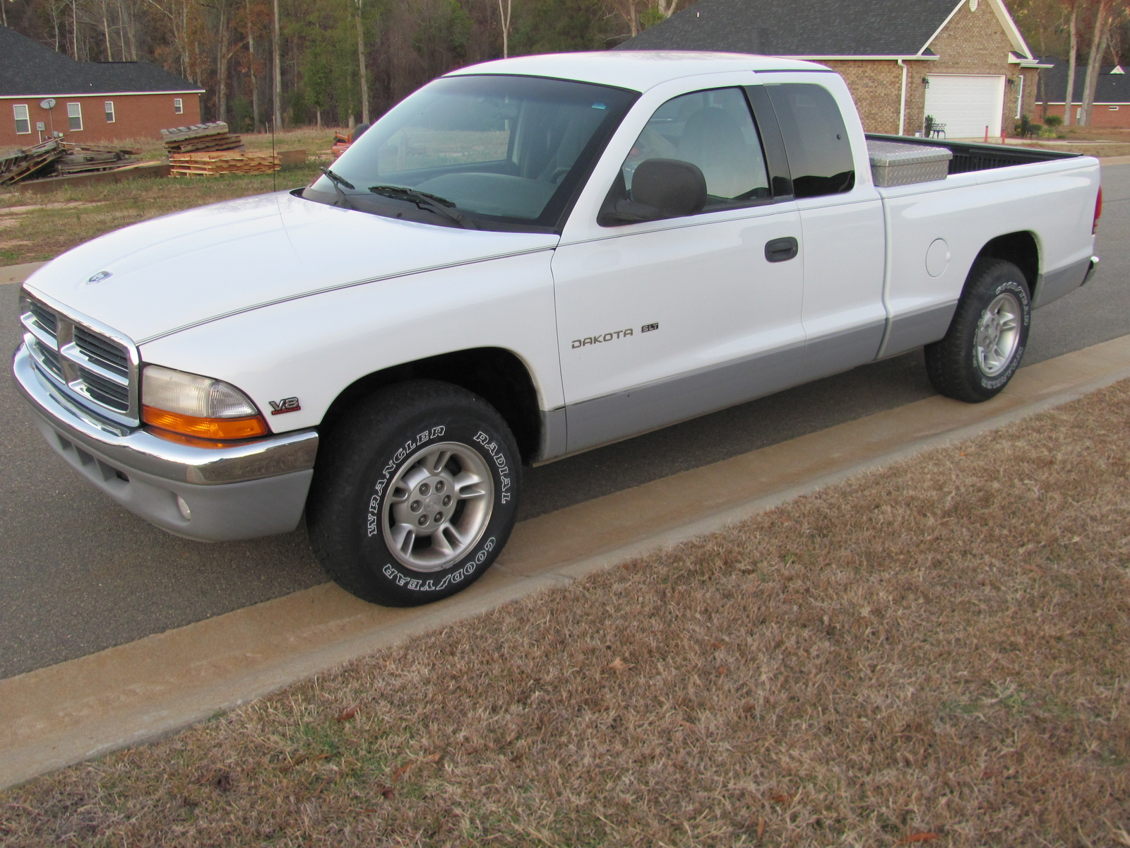 1999 Dodge Dakota Photos Informations Articles