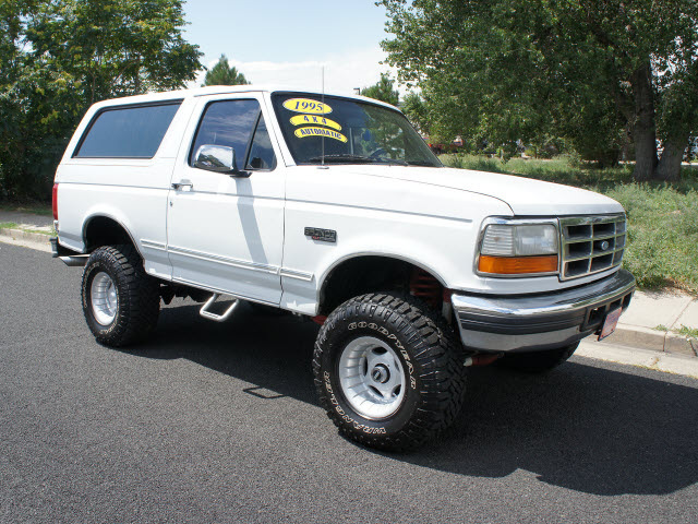 1995 Ford Bronco #14