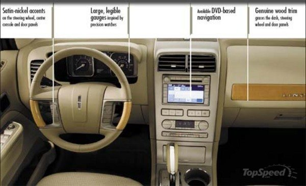 2007 Lincoln Mkx #6