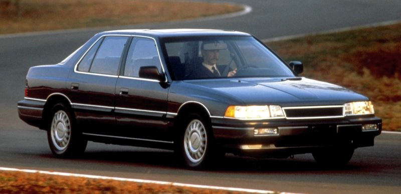 1989 Honda Legend #9