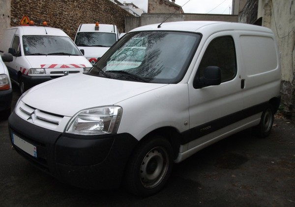 2003 Citroen Berlingo #13