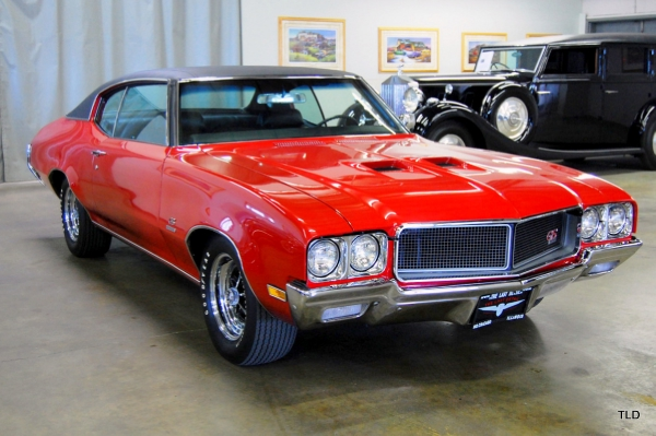 1970 Buick GS #13