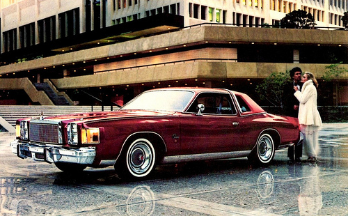 1978 Chrysler Cordoba #4