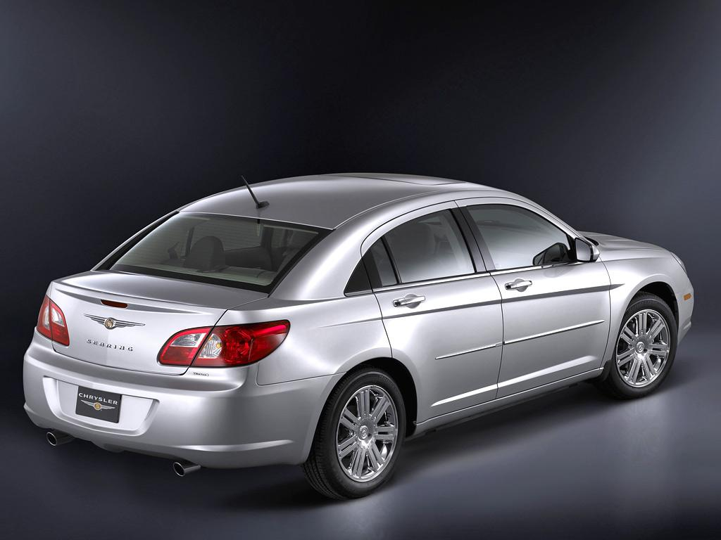 Chrysler Sebring #9