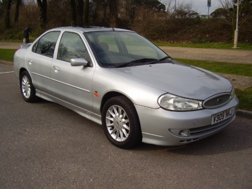 1999 Ford Mondeo #9