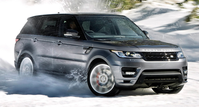Land Rover ALL-NEW Range Rover #14