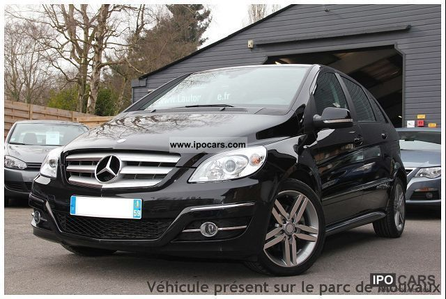 2010 mercedes benz b photos informations articles. Black Bedroom Furniture Sets. Home Design Ideas