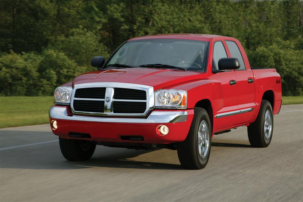 2005 Dodge Dakota #5