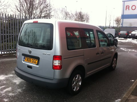 2006 Volkswagen Caddy #12