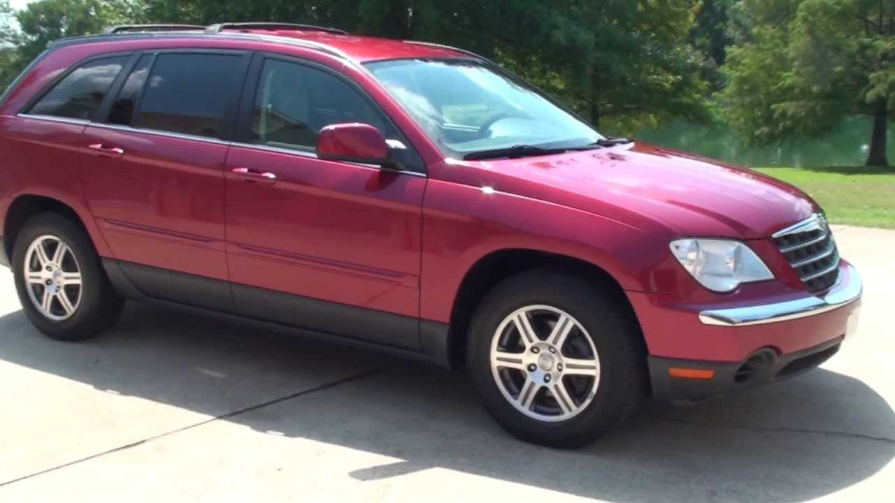 2007 Chrysler Pacifica #4