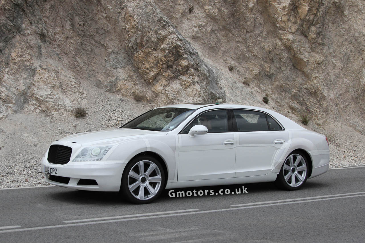 2012 Bentley Continental Flying Spur #17
