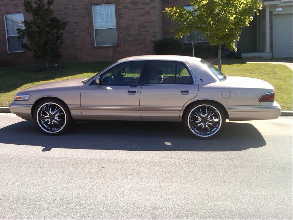 1996 Mercury Grand Marquis #17