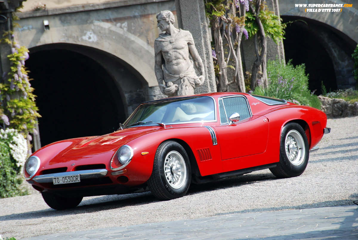 Bizzarrini  #4
