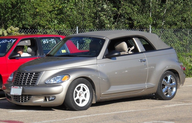 2005 Chrysler Pt Cruiser #10