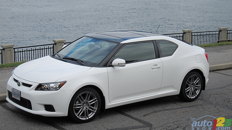 2011 Scion Tc Photos Informations Articles Bestcarmag